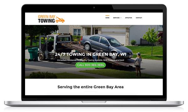 Towing Websites